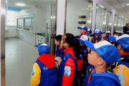 猴子石水厂、长沙水质监测站首次联合对外开放