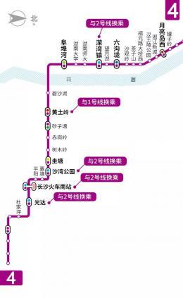 地铁4号线正式开通试运营 单边跑完全程60分10秒