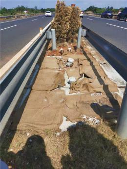 湖南高速: ETC门架基础施工提前完工