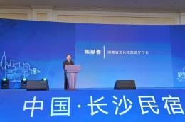 专家献策长沙民宿发展 2019中国长沙民宿产业发展大会开幕