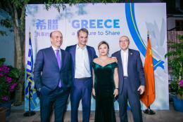 在希腊国宴上欢迎习主席的湘妹子是谁?她叫谷云,桑植人