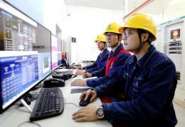 国内首座半户内智慧变电站在衡阳入网投运