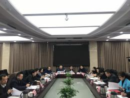 """省政协将持续三年开展""""政协委员为绿心添绿""""活动"""