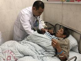 55岁男子大量饮酒患上肝癌,介入治疗为患者带来更多希望