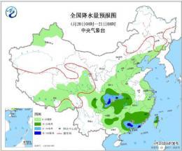 湖南未来一周雨天多,怀化、衡阳等地需防地质灾害