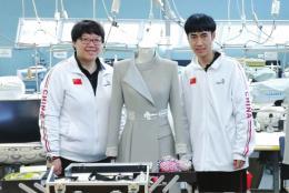 湖南最牛裁缝是个21岁男生,赴澳大利亚参加技能挑战赛夺冠