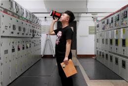 """记录""""最美""""瞬间,中南大学为后勤一线劳动者拍写真"""