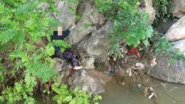 八旬老人从医院单独出走,失足跌落10米深桥底