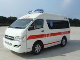 """小客车装警灯摇身一变成""""救护车"""",医院人员果断报警"""