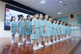 """""""湖南未来领读者""""大赛首场初选在长沙岳麓区德润园小学举办"""