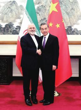 扎里夫先后访问日本和中国,伊朗外长?#20405;?#34892;寻求哪些支持