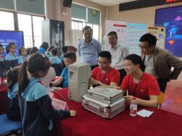 长沙开展光明计量进校园活动,关注青少年视力健康
