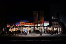 民族歌剧《英·雄》代表湖南角逐第十六届文华大奖