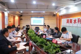 水利部与生态环境部来湘开展河湖长制工作总结评估