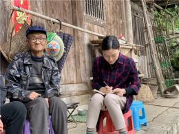 记者在扶贫一线   长沙美女博士深山扶贫,帮村民卖野生菌
