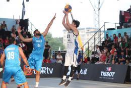 热血灌篮!2019国际篮联三人篮球亚洲杯长沙开战