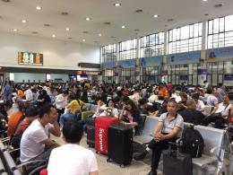 """""""端午""""小长假长沙火车站将加开临客13对,预计发送旅客37万人"""