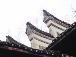 私人地理 | 安化洞市老街尋找徽派建筑的殘跡