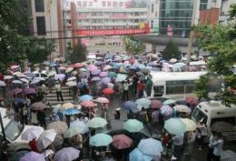 端午及高考期間湖南將迎三天強降雨 局地暴雨考生出行請注意