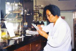 湖南专家详解屠呦呦研究新进展