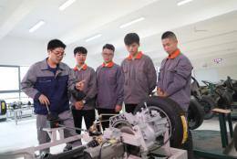 湖南工业职院立项为全国首批1+X证书制度试点院校