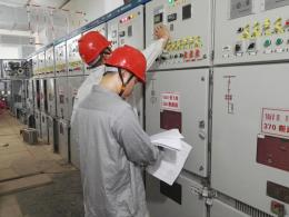 望城630攻坚收官之战 220千伏楠竹塘变电站扩建工程顺利投运