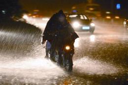 湖南遭入汛以来最强降雨 受灾人口达123万