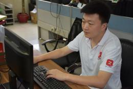 书写新时代——出版湘军基层党员的故事 | 保持奔跑姿态,他九年如一