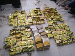 530公斤毒品藏在39个树桩内,衡阳特大毒品案告破1500万毒资被扣押