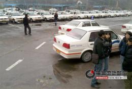 驾校练车不在指定路段、规定时间将罚款