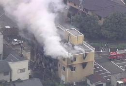 日本纵火案遇难人数上升至33人