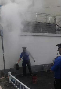 500多个散煤煤球舍不得扔掉,第一次用就被查获