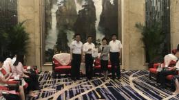 百名澳门青少年代表来湘参访 想尝试小龙虾