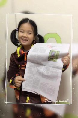 8岁女孩胡雅茹:阅读,让我看见不一样的人和事
