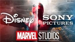 """""""蜘蛛侠""""退出漫威电影,索尼漫威二十年相爱相杀,网友:从英雄归来到无家可归"""