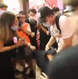 懷疑女子是警察就非法禁錮還非禮?!香港這三人被控罪了!