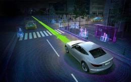 """國內首個自動駕駛之城9月底投用,感受一下""""100公里智慧高速"""""""