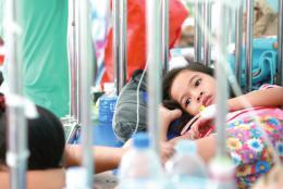 致命叮咬,菲律賓登革熱已致807人死亡,當地華人講述疫情現狀