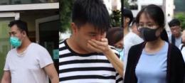 懷疑女路人是警察就禁錮、非禮,三名香港示威者全部被保釋