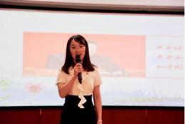 湖南省中医院组织微团课比赛,百余团员青年参加