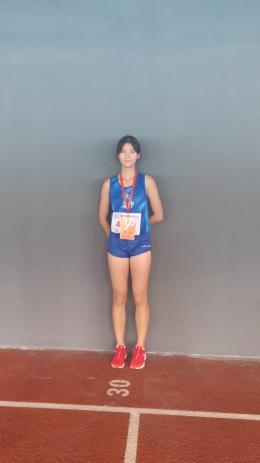 夏思凝女子100米欄奪冠,長沙隊中日韓青運會摘4金