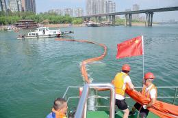 湖南省水运系统第十届职工技能水上应急救援竞赛在株洲举行 17支队伍参赛