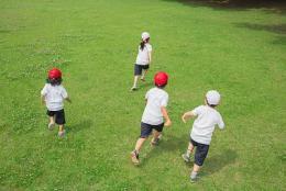 送教下乡给孩子们带来专业体育课