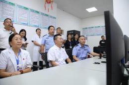 家属持凶器扬言报复医务人员?湖南省肿瘤医院开展反恐应急演练
