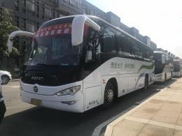 宁乡高新区开通7条免费通勤巴士线路 日接送5000多人次