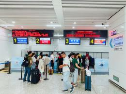 长沙机场磁浮城市航站楼再升级 实现国内航空公司全覆盖