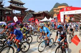 本法托再夺赛段冠军,2019环中国自行车赛第二阶段江华涔天河点对点赛收官