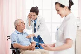 長沙68歲爹爹愛打麻將患上肺血栓栓塞癥