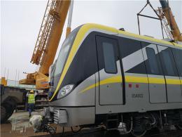 長沙地鐵5号線首列車今日運抵長沙 系統設備全部由湖南省内企業自主研制生産