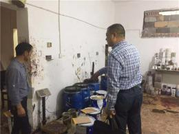 长沙芙蓉区东岸街道联合多部门开展危化行业联合整治行动